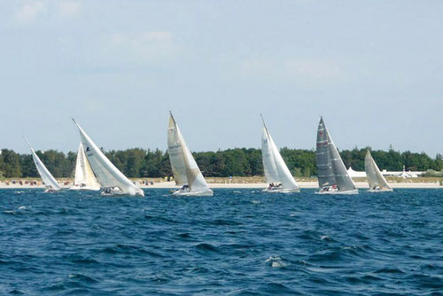 FEHMARN-RUND-REGATTA 24. August 2019